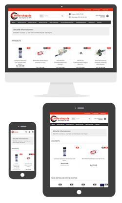 Gambio GX3 Shop mofa-shop.de