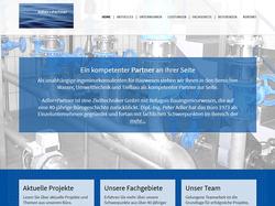 Screenshot Adler+Partner ZT GmbH in Klaus (Österreich)