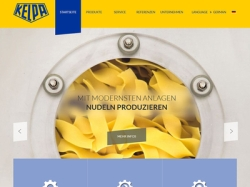 Screenshot Kellermeier GmbH und Co. KG in Plattling