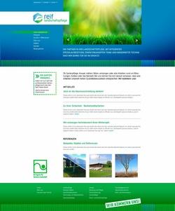 Reif Landschaftspflege